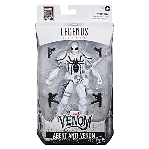 Marvel Legends Agent Anti-Venom 6-Inch Action Figure Exclusive
