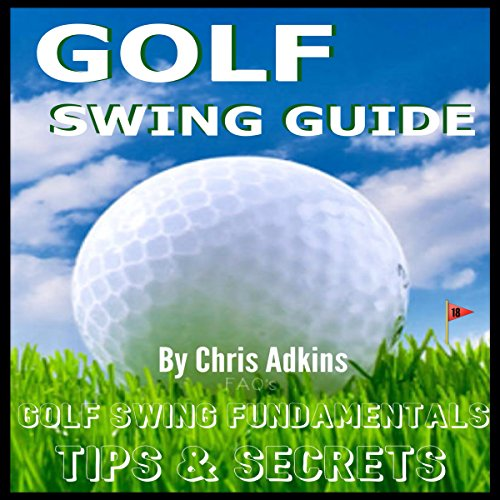 Golf Swing Powerful Tips Guide cover art