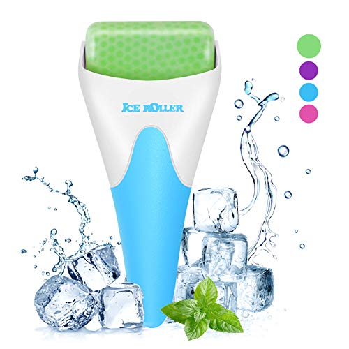 Ice Roller for Face & Eyes,Face Roller Face Massager to Tighten Pores and Reduce Wrinkle,Massager...