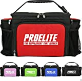 ProElite 6 Meal Bag Prep ISO Gym Management Lunch Cool Holdall Food Cooler