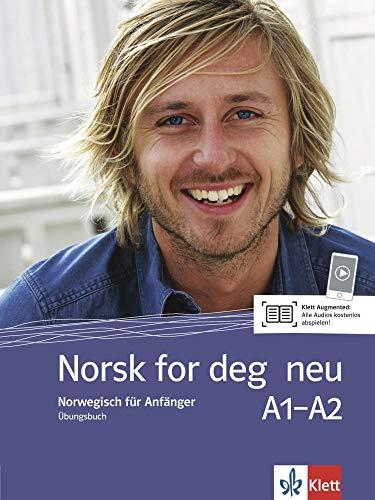 Norsk for deg neu A1-A2: Norwegisch für Anfänger. Übungsbuch (Norsk for deg neu: Norwegisch für Anfänger)