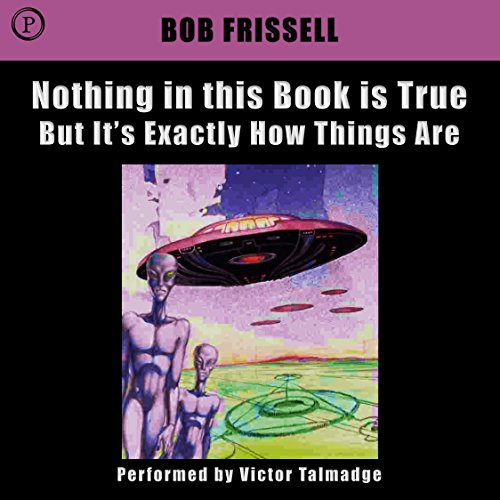 Nothing in this Book Is True, But It's Exactly How Things Are audiobook cover art