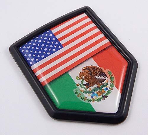 mexico car emblem - 7