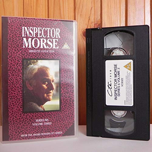 Inspector Morse Dead On Time Series Six Volume One