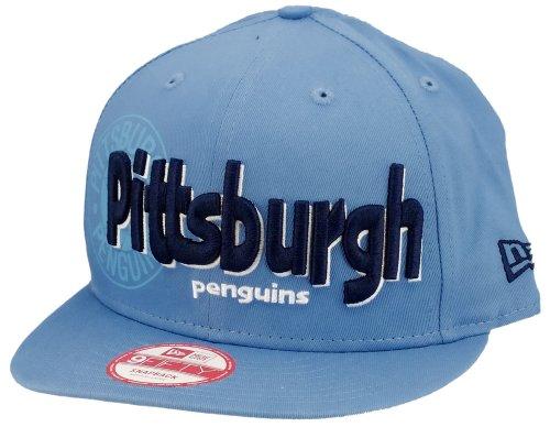 New Era 9Fifty NHL Dough Word Pittsburgh Penguins – Gorra...