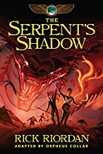 The Serpent's Shadow: The Graphic Novel (The Kane Chronicles)