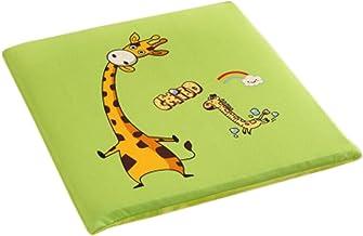 Office Cushions/Rainbow and Giraffe/Square Chair Cushion/Home Furniture