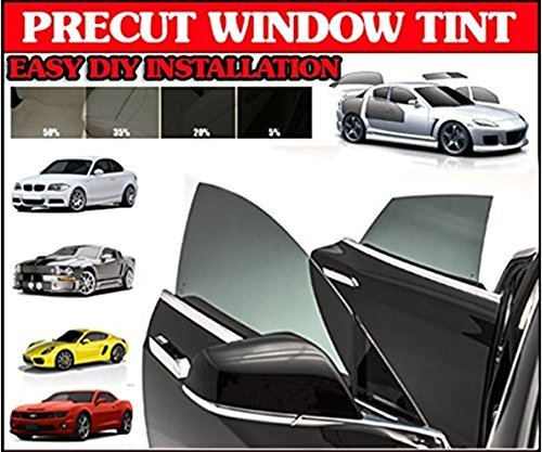 TRUE LINE Automotive Computer Customized Pre-Cut Window Tint Kit for (Full Kit (All Side and Back Windows))