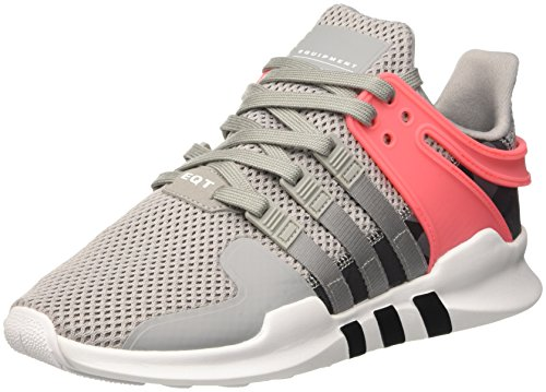 adidas Men's EQT Support Adv Fitness Shoes, White (Crystal White/Collegiate Navy/Scarlet), 10 UK