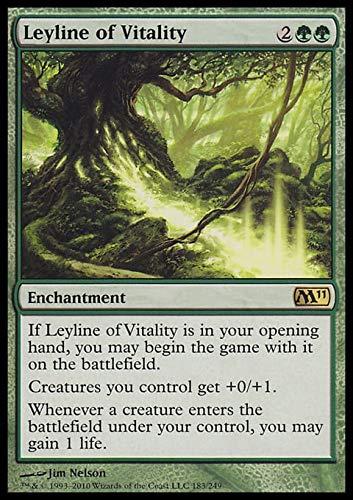Magic: the Gathering - Leyline of Vitality - Magic 2011