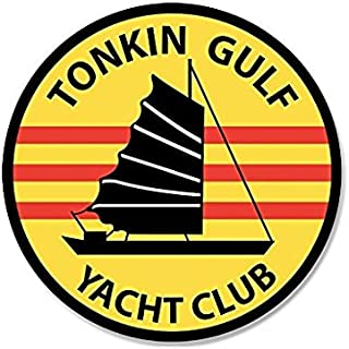 Best tonkin gulf yacht club decal Reviews
