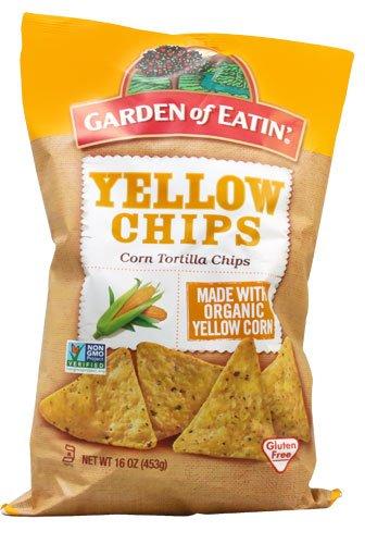 Garden of Eatin' Fees free!! Organic Yellow Corn Tortilla -- - Indefinitely 2 16 Chips oz
