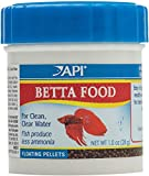 (3 Pack) API Betta Fish Food - 1oz Each