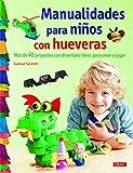 Manualidades Para Niños Con Hueveras