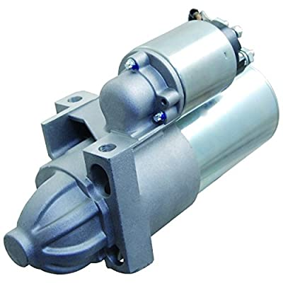 New Starter For 1999 2000 Cadillac Escalade 5.7L, 1997-98 Chevy Astro Van 4.3L, 1996-98 Blazer 4.3L, 1994-99 Suburban 5.7 7.4, Replaces 10465578