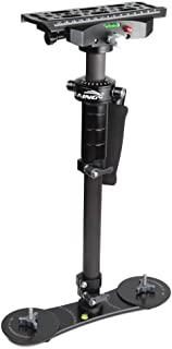 Laing 2015 P-04S (P-04 P-03 Upgrade) New 0.5-15kg Pro Carbon Fiber Stabilizer for Video Camera DSLR