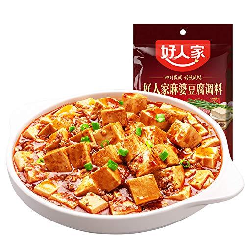 好人家 麻婆豆腐調味料 80g マーポー豆腐 ネコポス