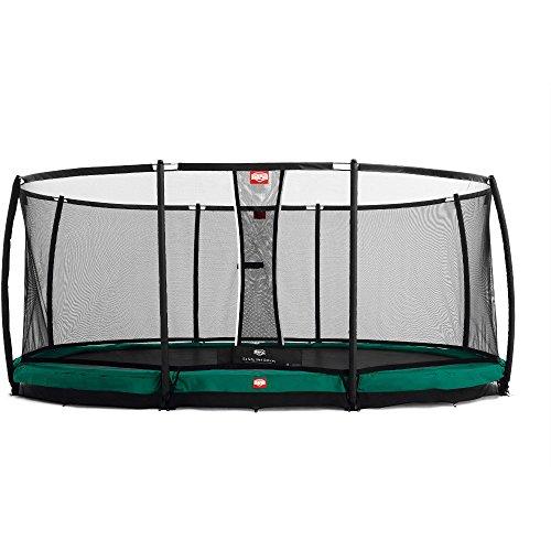 BERG 16¾ x 3,7m ovale Interrata Grand Champion trampolino e Deluxe da (35.63.01)