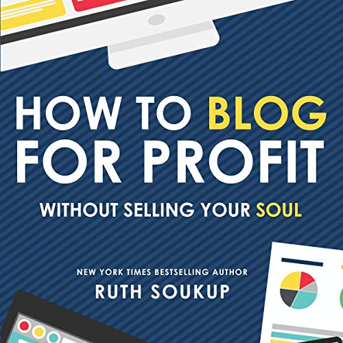 How to Blog for Profit  By  cover art