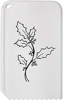 'Sprig of Holly' Plastic Ice Scraper (IC00012500)