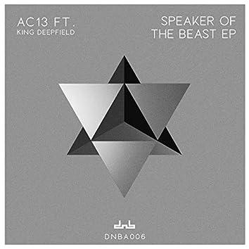 Speaker Of The Beast EP