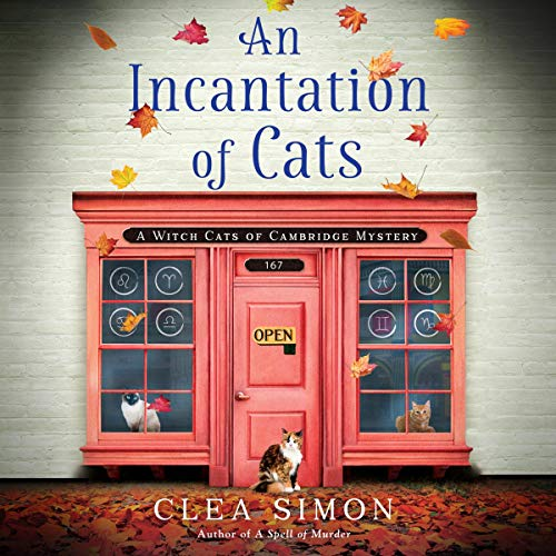 An Incantation of Cats audiobook cover art