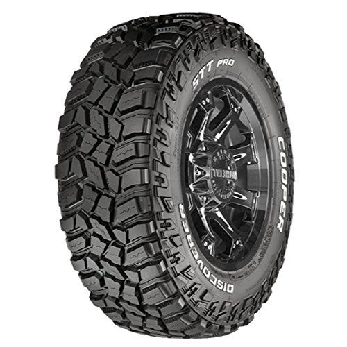 Llanta 31X10.5 R15 Cooper tires discoverer stt pro 109Q