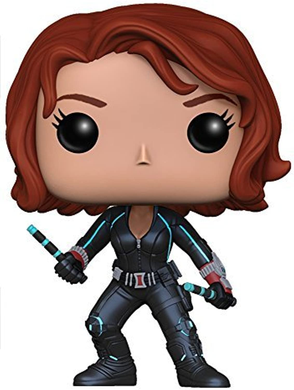 Funko POP Marvel Avengers 2  schwarz Widow by POP  Bobble