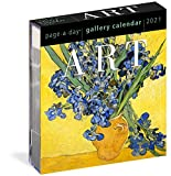 Art Page-A-Day Gallery Calendar 2021