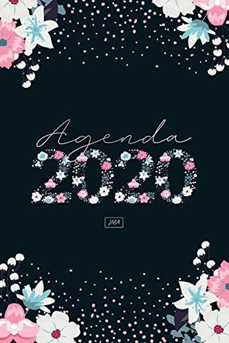 Agenda 2020: Agendas 2020 Semana vista - Organiza tu día - Agenda semanal - Agendas Semana Vista, Calendario 2020