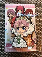 五等分の花嫁 ラバーストラップ コレクション ラバスト 中野一花 一花 ウェディング 五等分の花嫁商品