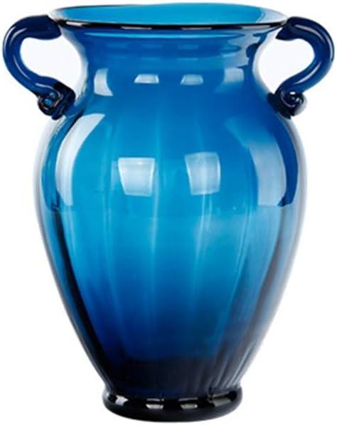 Indoor Gardening Flower Arrangement Blue 割り引き オンライン限定商品 Rose F Lily Glass Vase