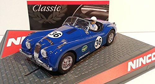 Slot Ninco 50520 Jaguar XK 120 -Ecosse-