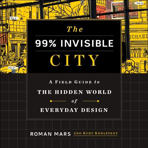 The 99% Invisible City cover art