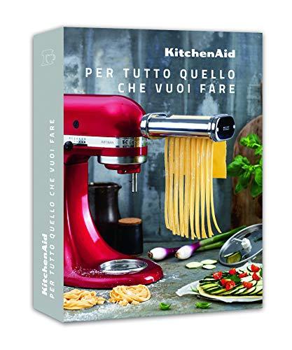 KitchenAid - Livre de recettes pour tout ce que vous souhaitez faire (français non garanti)