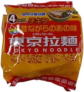 東京拉麺 東京拉麺チキン (30g×4食)120g×24袋 (2ケース)