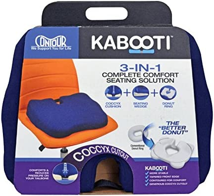 Kabooti Comfort Ring with Blue Cover 13-1 x 4