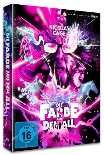 Die Farbe aus dem All - Color Out of Space - Mediabook B (4K Ultra HD + 2 Blu-rays)