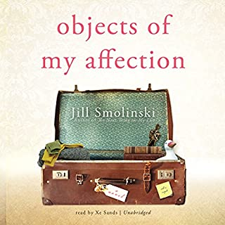 Objects of My Affection audiobook cover art