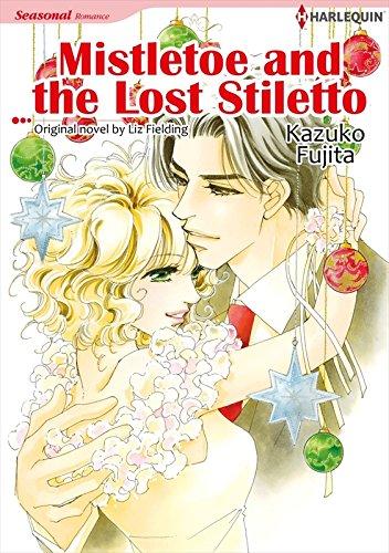 Mistletoe and the Lost Stiletto: Harlequin comics (English Edition)
