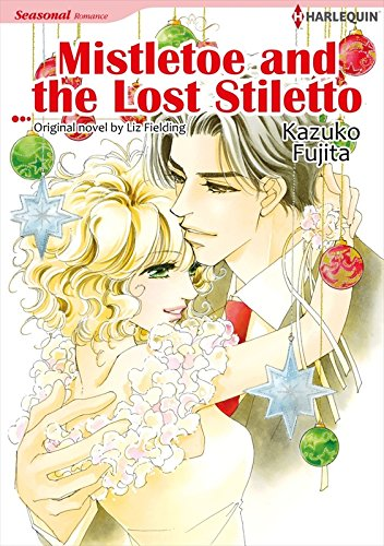 Mistletoe and the Lost Stiletto: Harlequin comics (English Edition)