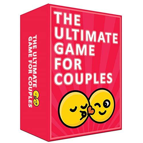 AFF Romantische Verabredungsnacht für Paare, verwendet für Barjubiläum, Familienspielzeug, Pokerspiele, Spiele für Erwachsene