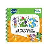 VTech MagiBook activiteitenboek - Cijfers ontdekken Met Scout & Violet Niño/niña Juguete para el Aprendizaje - Juguetes para el Aprendizaje (193 mm, 60 mm, 206 mm, 150 g)