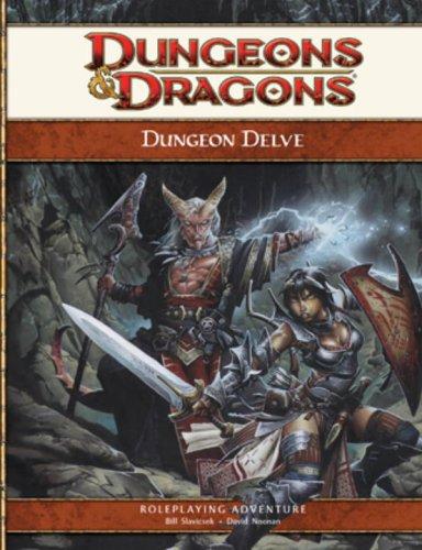 Dungeon Delve: A 4th Edition D&D Supplement (D&D Adventure)