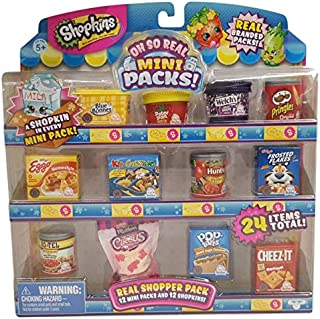 Shopkins Oh So Real - National Brands Real Shopper Pack (Style #2)