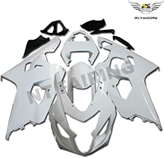 NT FAIRING Unpainted Injection Mold Fairings Kit Fit for Suzuki 2004 2005 GSXR 600/750 K4 04 05 GSX-R600 Bodywork