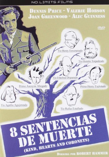 Ocho Sentencias De Muerte [DVD]