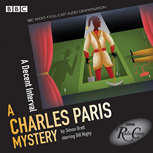 Charles Paris: A Decent Interval cover art