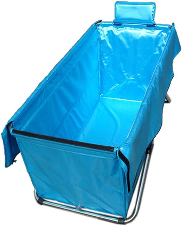 Relaxbx Faltendes Bad-Bad-Bad-Fsser, Badewannen-Verdickung erhhen die warme Isolierung der Erwachsenen Badewanne (Farbe  A)