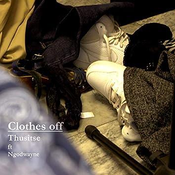 Clothes off (feat. Sundancekid)